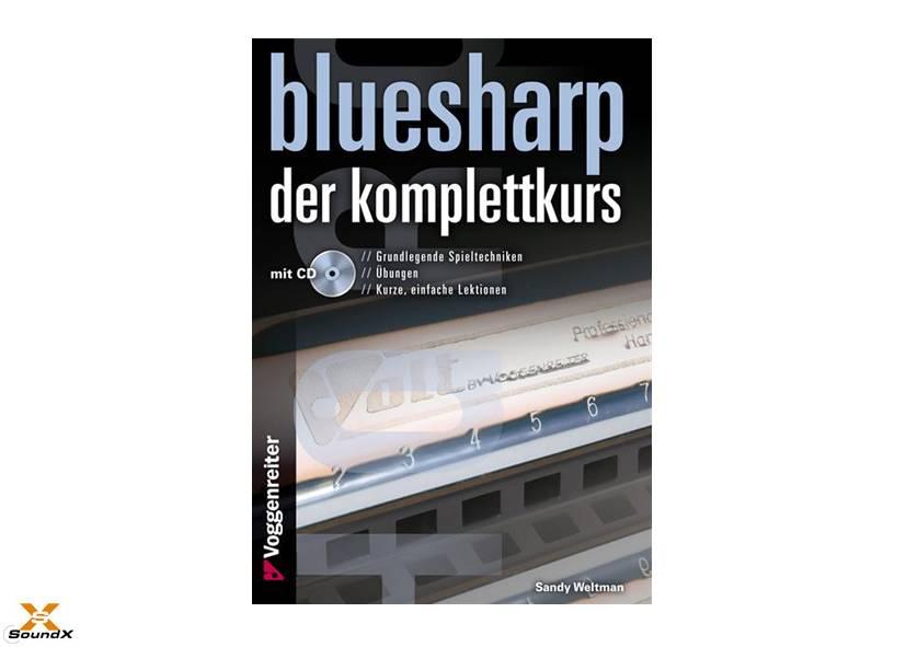 Voggenreiter Bluesharp - der Komplettkurs