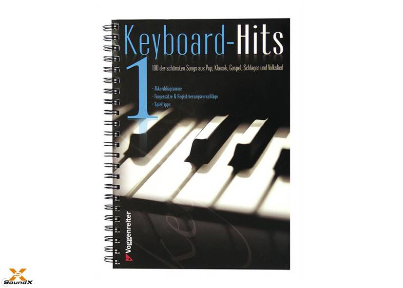 Voggenreiter Keyboard-Hits 1