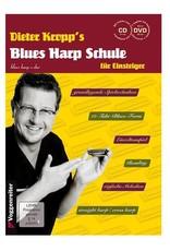 Voggenreiter Dieter Kropp's Blues Harp Schule