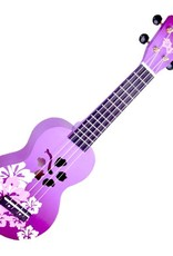 "Mahalo Mahalo Designer Series ""Hibiscus"" Purple Burst"