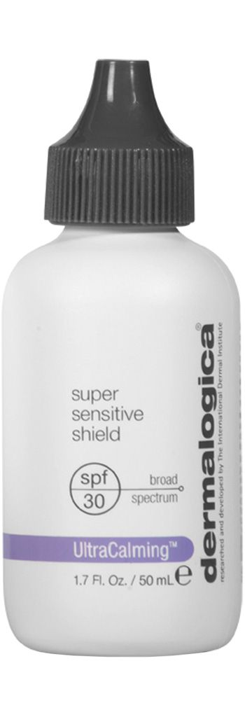 super sensitive shield SPF30