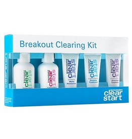 Clear Start Breakout Clearing Kit