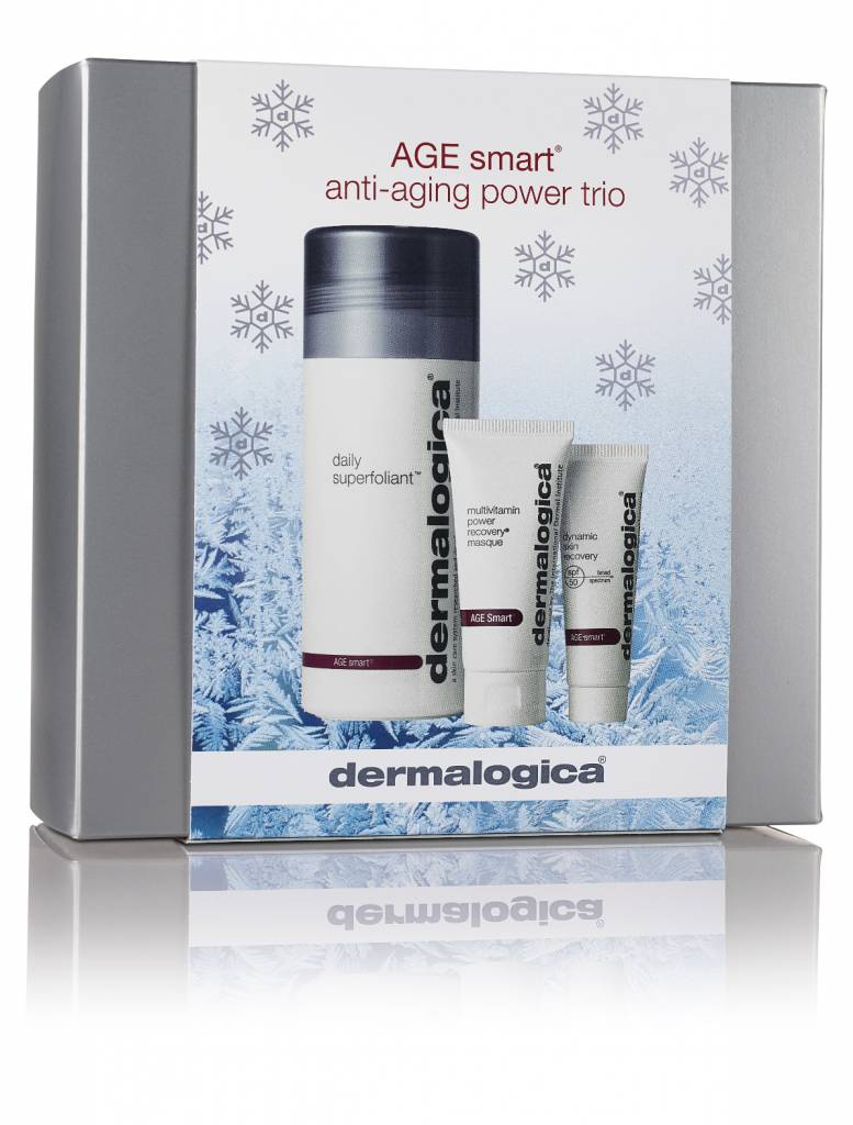 holiday giftset | daily superfoliant