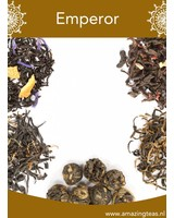 Emperor black tea sample pack