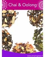 Chai & Oolong tea sample pack