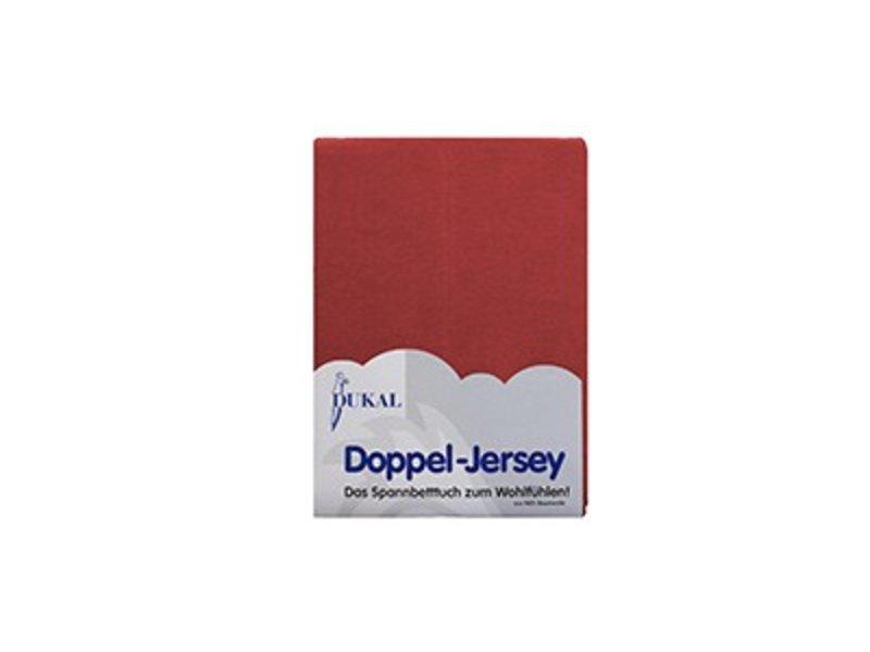 Fixleintuch Doppel-Jersey kupfer