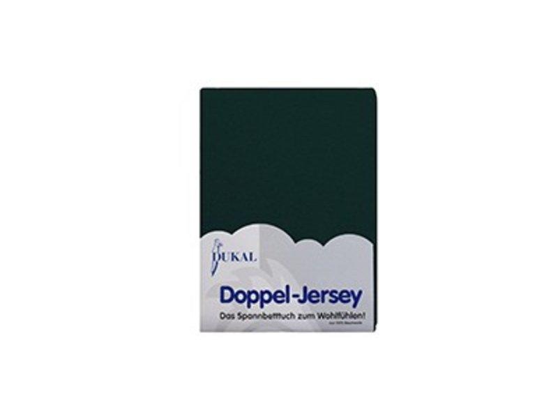 Fixleintuch Doppel-Jersey tanne