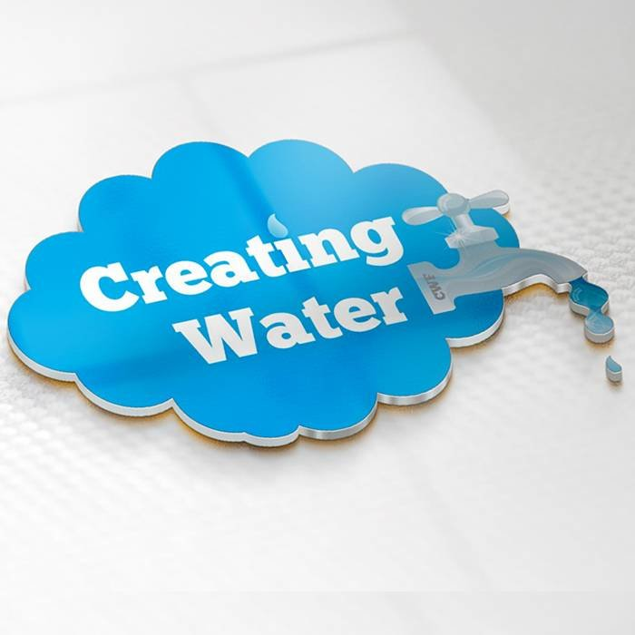 CREATING  WATER FOUNDATION