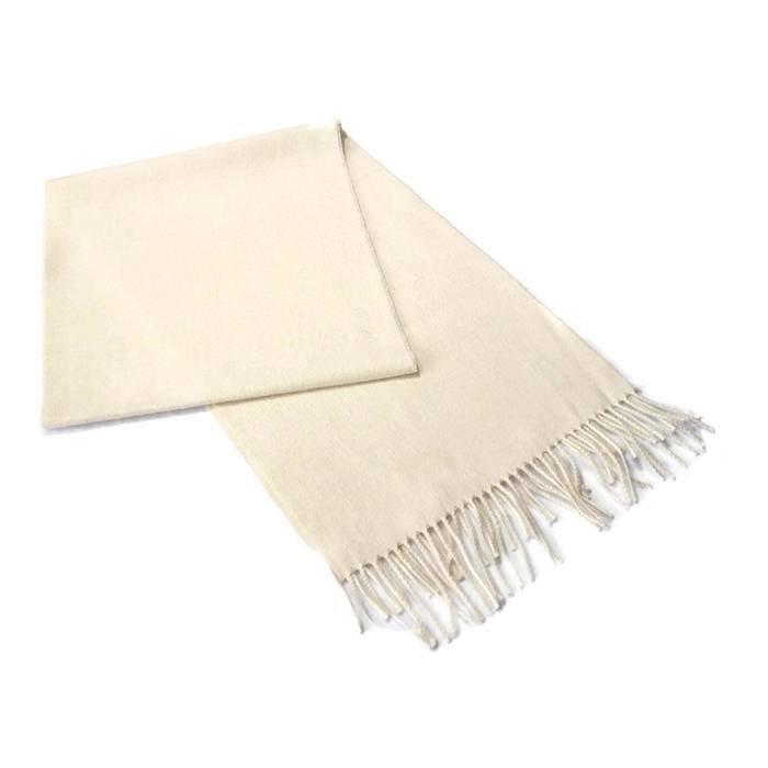 Luxe klassieke alpaca sjaal - 100% Premium Alpaca