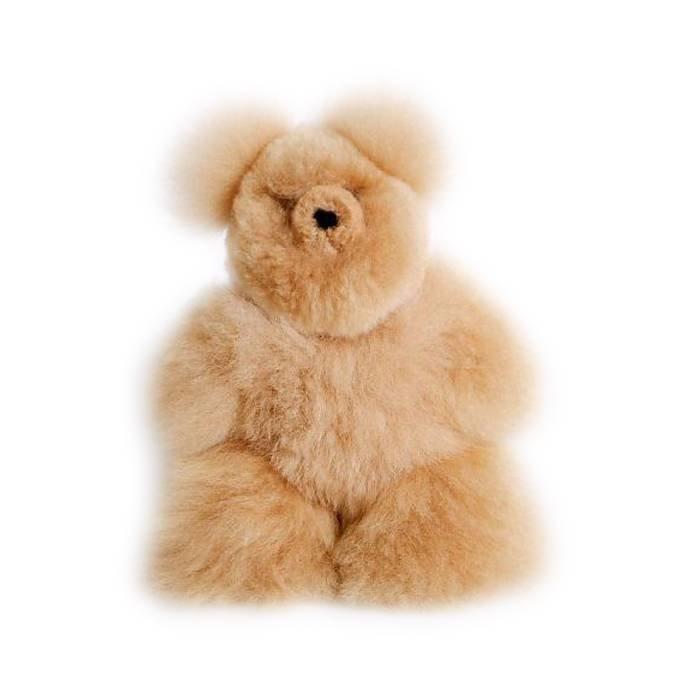 'Teddy' - Super Zachte Knuffelbeer - Handgemaakt - Beige
