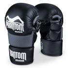 "Phantom MMA Sparring Gloves ""Riot"" - Black"
