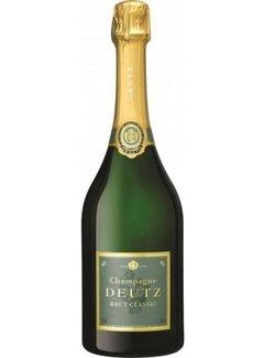 Deutz Deutz Champagne Brut Classic - Halve fles
