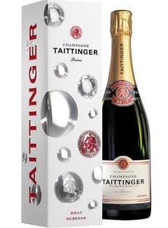 Taittinger Champagne Brut Réserve - vanaf 37,80