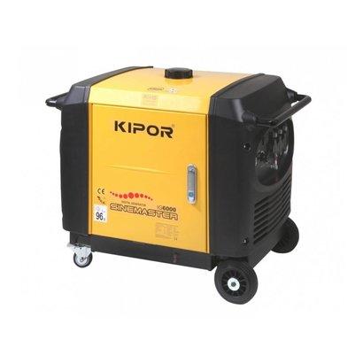 Kipor IG6000 | Benzin-Stromerzeuger mit Inverter-Technologie