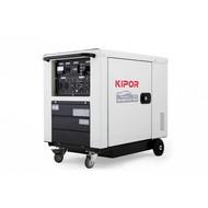 Kipor ID6000 - 168 kg - 5,5 kVA - 67 dB - Inverter-Stromerzeuger