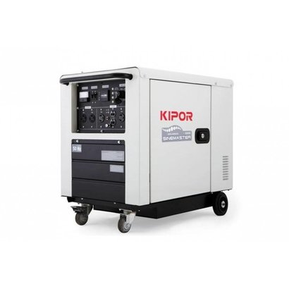 Kipor ID6000 | Single phase diesel inverter generator