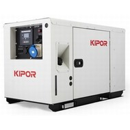 Kipor ID10 - 285 kg - 11 kVA - 57 dB - Diesel-Stromerzeuger