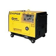 Kipor KDE7500TD3 - 177 kg - 7,1 kVA - 73 dB - Stromerzeuger