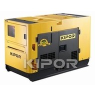 Kipor KDE13SS3 - 685 kg - 10 kVA - 51 dB - Diesel Generator