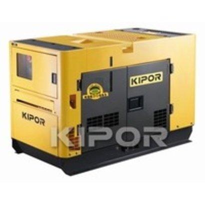 Kipor KDE13SS3 | Super stille diesel aggregaat 10 kVA