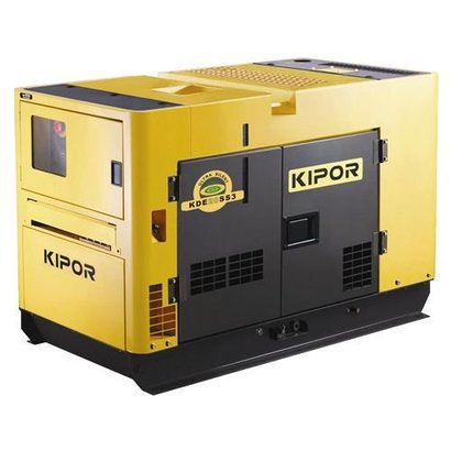 Kipor KDE20SS3   Super Soundproof Diesel Generator 20 kVA