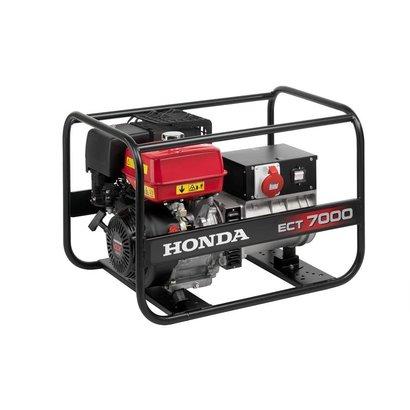 Honda ECT7000 Stromerzeuger Mit den robusten Rahmengeräten