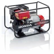 Honda ECT7000P - 86 kg - 7000W - 87 dB - Groupe Électrogène