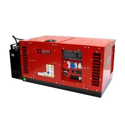 Europower EPS15000TE | Powerful gasoline generator with Honda engine