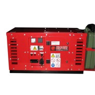 Europower EPS2500DE - 125 kg - 2,5 kVA - 62 dB - Generator