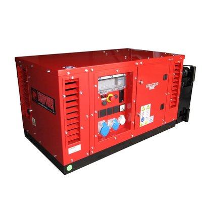 Europower EPS5500DE | 5 kVA Groupe électrogène super-insonorisés avec Yanmar diesel moteur