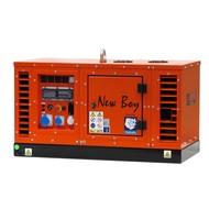 Kubota EPS73DE - 295 kg - 7 kVA - 62 dB - Groupe électrogène