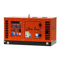 Kubota EPS73DE - 295 kg - 7 kVA - 62 dB - Stromerzeuger