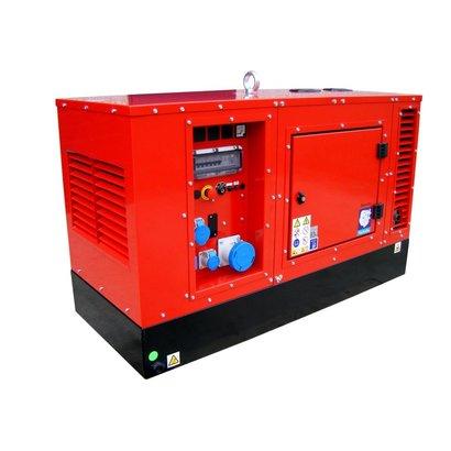 Kubota EPS163DE   Super-schallgedämmte 14,5 kVA Stromerzeuger