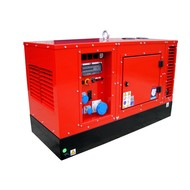 Kubota EPS193DE - 545 kg - 17,8 kVA - 69 dB - Stromerzeuger