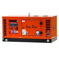 Kubota EPS113DE - 345 kg - 11 kVA - 65 dB - Stromerzeuger