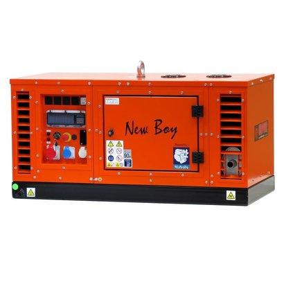 Kubota EPS113DE | Super-schallgedämmte 11 kVA Stromerzeuger