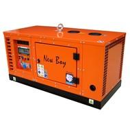 Kubota EPS133DE - 360 kg - 13,5 kVA - 71 dB - Generator