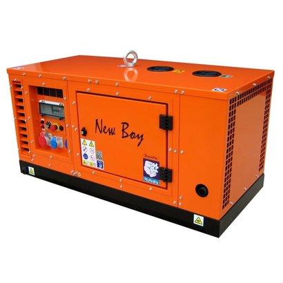 Kubota EPS133DE | Electric start, maintenance free battery included