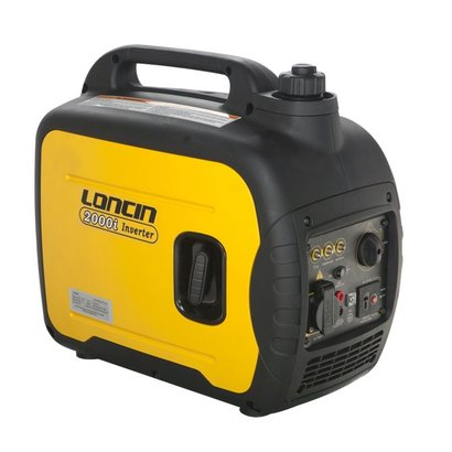 Loncin LC2000i | The lightweight, powerful and incredibly reliable inverter generator