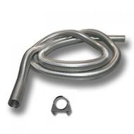 Honda EU20i Stromerzeuger - Flexible Abgasschlauch 1 mtr