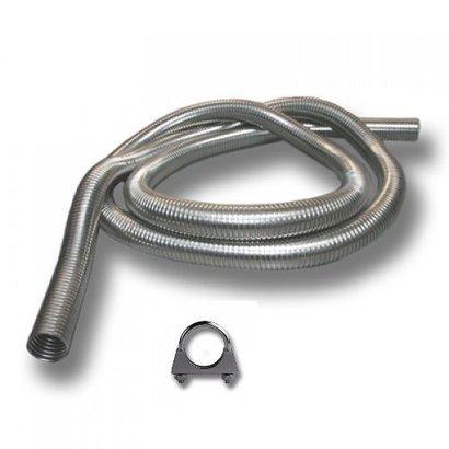Honda EU30i(s) Generator - Flexible exhaust extension 1 mtr