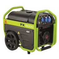 Pramac PX8000 - 94 kg - 5400W - 69 dB - Aggregaat