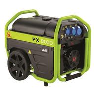 Pramac PX8000 - 94 kg - 5400W - 69 dB - Groupe électrogène