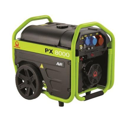 Pramac PX8000 400V Groupe électrogène Essence PRAMAC PX8000