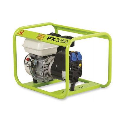 Pramac PX3250 230V Benzin-Stromerzeuger mit Honda Motor