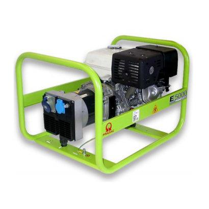 Pramac E5000 Benzin-Stromerzeuger mit Honda Motor