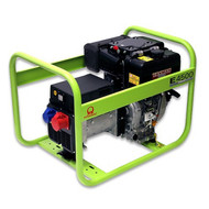 Pramac E4500 - 70 kg - 3700W - 69 dB - Generator