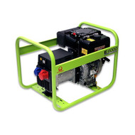 Pramac E6000 - 96 kg - 5500W - 69 dB - Generator