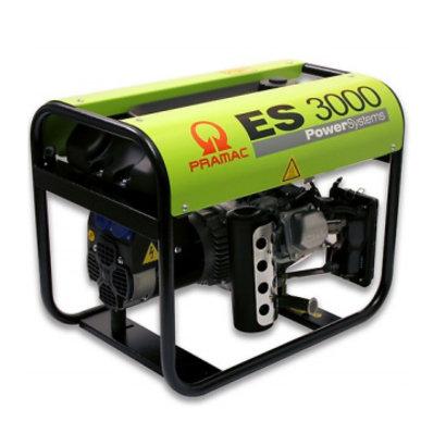 Pramac ES3000 Generator with 11 liter tank