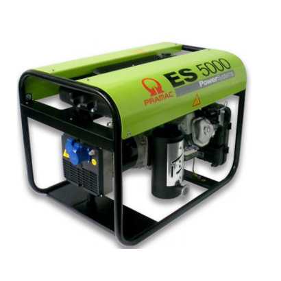 Pramac ES5000Groupe Électrogène 5,1 kVA Essence 230V ES5000 avec AVR